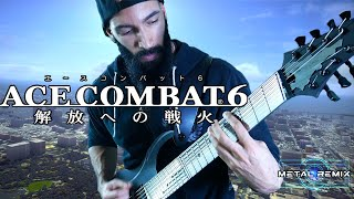 Ace Combat 6 - The Liberation of Gracemeria | METAL REMIX