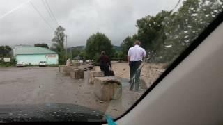 Что стало после 2. Тайфун Лайонрок п. Кавалерово Приморский край