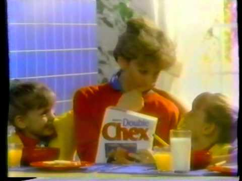 1984 Double Chex Commercial