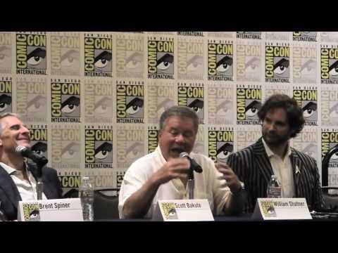 William Shatner Talks Bromance with Leonard Nimoy