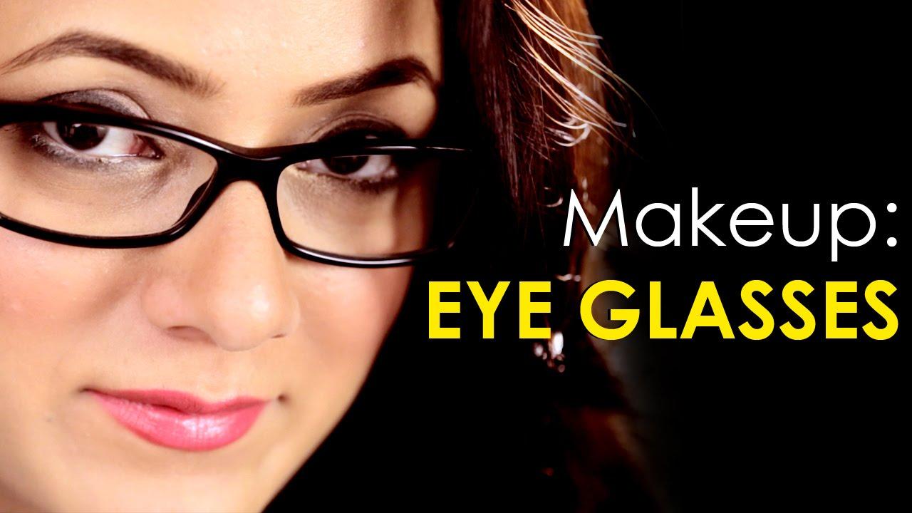 Eye Makeup Tutorials: Makeup For Glasses