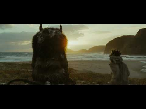 Spike Jonze's Where The Wild Things Are (2009) has one of the greatest teaser trailer ever made