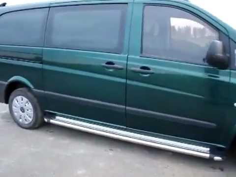 Продам Mercedes-Benz Vito пасс. LONG 2Door A/C 2004 AvtoClouD