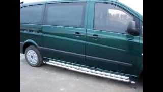 Продам Mercedes-Benz Vito пасс. LONG 2Door A/C 2004 AvtoClouD(14 450 Возможен обмен (096) 948-02-99 с 8:00—До 22:00 Цвет кузова: Зеленый Топливо: Дизель 9 / 7. Объем двигателя: 2.20 л. Мощн..., 2012-11-02T20:28:02.000Z)