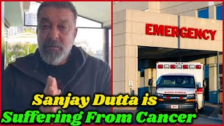 Sanjay Dutt is Hospitalised