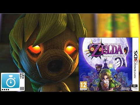 2 Minutes Guide: The Legend of Zelda: Majora's Mask 3D (PEGI 12+)