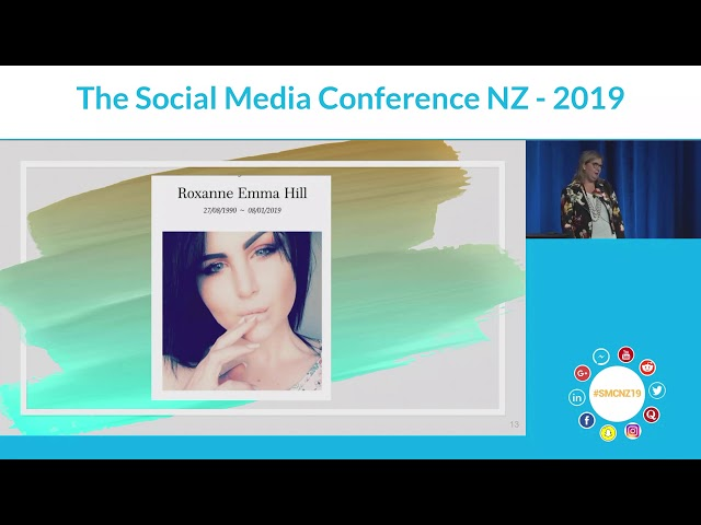 I'm Enough - Social Media Conference NZ - Keynote Speaker - Cathy Mellett