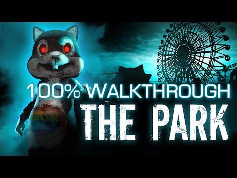The Park - 100% Walkthrough - All Achievements/Trophies in 45 Minutes - Speedrun!