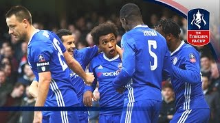 Chelsea 4-0 Brentford - Emirates FA Cup 2016/17 (R4) | Official Highlights thumbnail