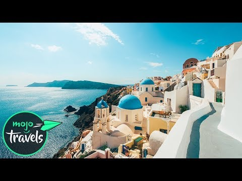 Top 10 Must-See Greek Islands