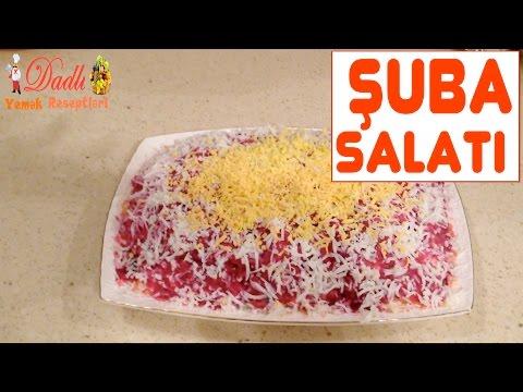 Şuba Salatı Hazırlanması - Diger Adı ile Çuğundur Salatı Resepti | Dadlı Yemek Respetleri
