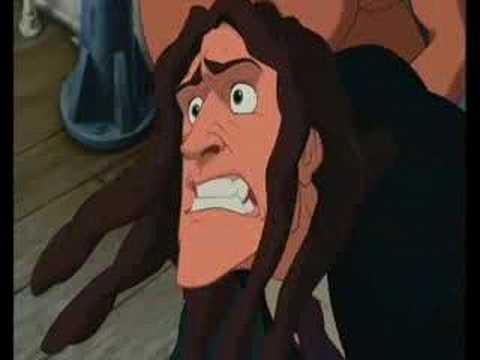 Disney Tarzan - Savage Garden - Animal song