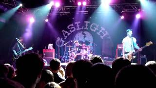 The Gaslight Anthem  - We're Getting The Divorce, You Keep the Diner Live HD