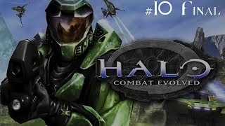 Halo: Combat Evolved - Mission 10: The Maw [Final]