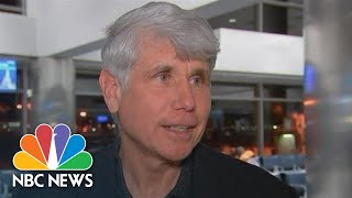 A Grayer Blagojevich Thanks Trump For Commuting Prison Sentence | NBC News