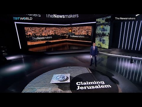 The Newsmakers: Claiming Jerusalem and West Africa's Win
