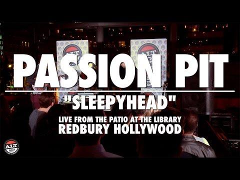 "Passion Pit ""Sleepyhead"" Live Performance"