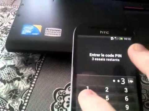 Déblocage / unlock HTC ONE SV via www.cellunlocker.net