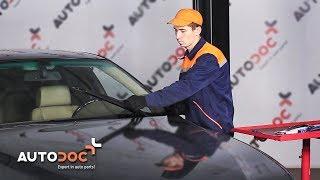 Sostituzione Ganasce Freno a Mano posteriore VW TOURAN 2019 - video istruzioni