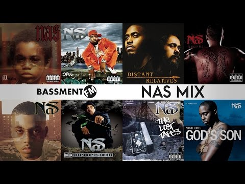 Nas Compilation Mix - Bassment FM