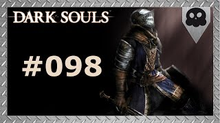 Lets Play Dark Souls [Blind/German] #98 - Mondlicht-Schmetterling