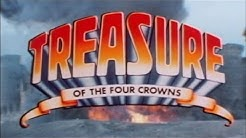 TREASURE OF THE FOUR CROWNS - (1983) Trailer
