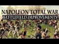 Napoleon Total War - Battlefield Improvements
