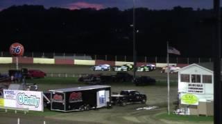 Dubuque Fairgrounds Speedway IMCA Modified Feature