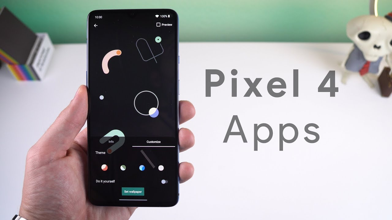 Google Pixel 4 Apps on any Android!  #Smartphone #Android