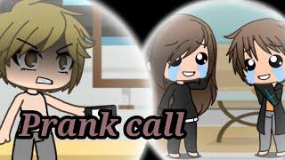 Prank call-Comedy ||Gacha Life||