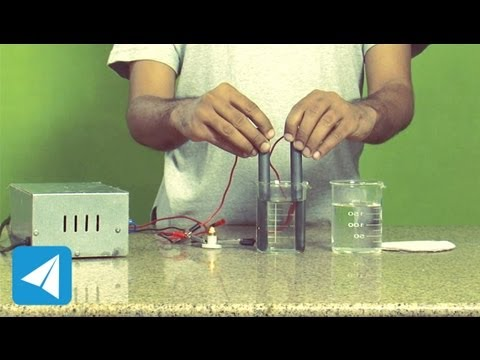 Acids And Bases Conduct Electricity | Electricity | Physics