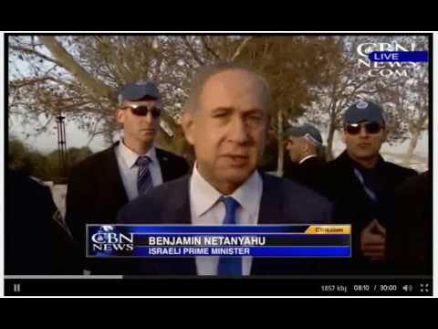 The Late Show  - Jerusalem Terror Attack Special -  Revelation TV