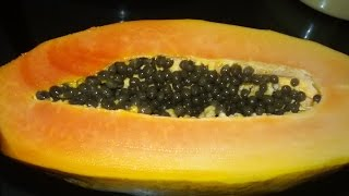 DIY Glowing Skin face mask / papaya mask Thumbnail