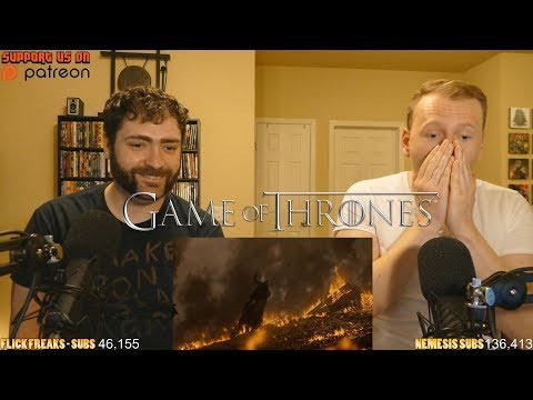 "Game Of Thrones - S07E04 ""The Spoils Of War"" (Reaction & Review)"