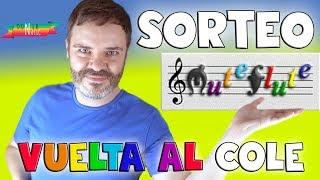 SORTEO SORDINA MUTEFLUTE VUELTA AL COLE (CERRADO)