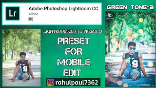 How to Install Presets in Lightroom Mobile For FREE 2017 | المملكة