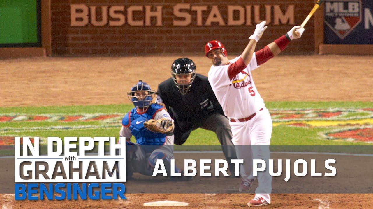 Opinion: Cardinals celebrate Albert Pujols in emotional return to St. Louis