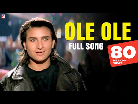 Ole Ole - Full Song | Yeh Dillagi | Saif Ali Khan | Kajol | Abhijeet Bhattacharya