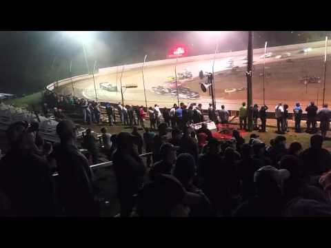 Lucas Oil Series at Boyds Speedway 2016
