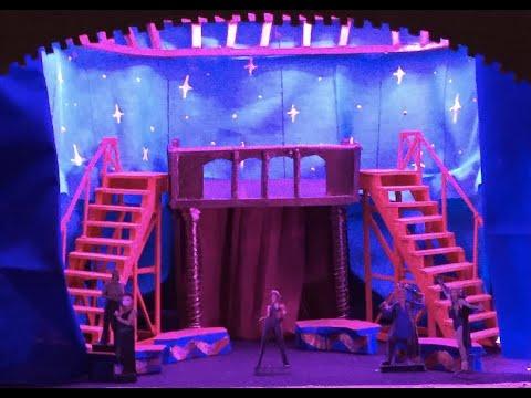 Pippin Broadway Set Design Youtube
