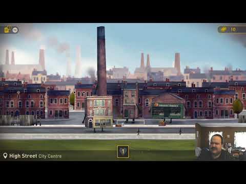 Buildings Have Feelings Too! Let's NOT Play Part 1 - Karen Doesn't Like Factories |