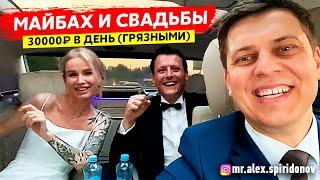 Фото Вип такси и свадьба. Заказы Яндекс такси #55