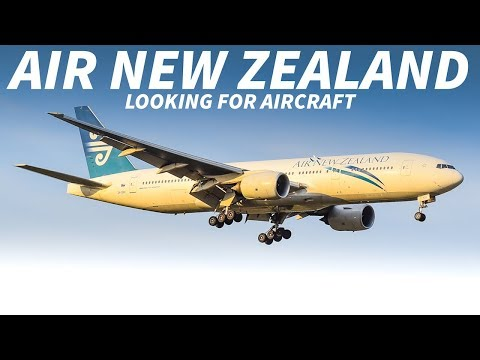 AIR NEW ZEALAND Look to REPLACE their 777-200s