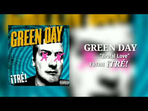 Green Day - 'Brutal Love' Guitar Cover (Solo & Outro)