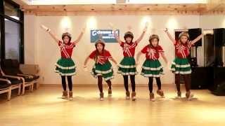 Repeat youtube video [Crayon Pop] 크레용팝 '꾸리스마스' 안무영상 / Choreography