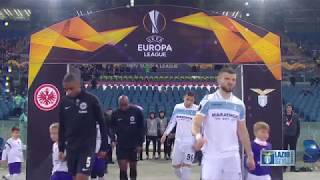 UEFA Europa League | Lazio-Eintracht Francoforte 1-2, gli highlights