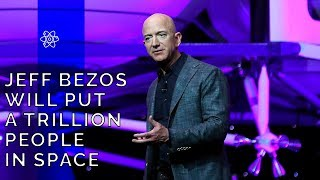 Science / How Jeff Bezos plans to colonize space