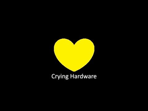 Crying Hardware - Crydisc