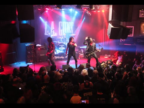 L.A. GUNS - One More Reason - Live at the Whisky a go go