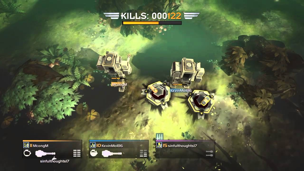 Helldivers PS4 Bug - Being invisible and invulnerable without ...